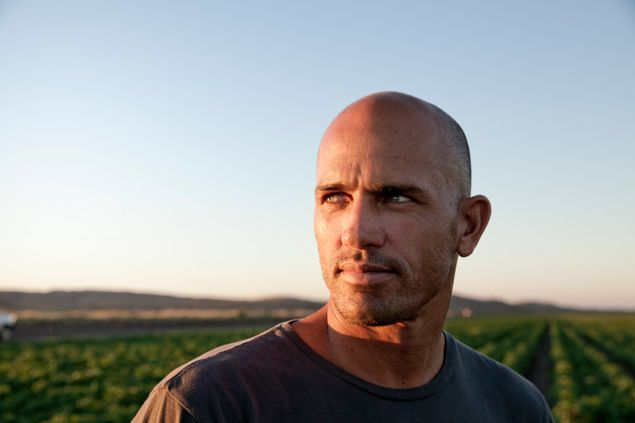 Eat like a Pro: Health Tips from Kelly Slater