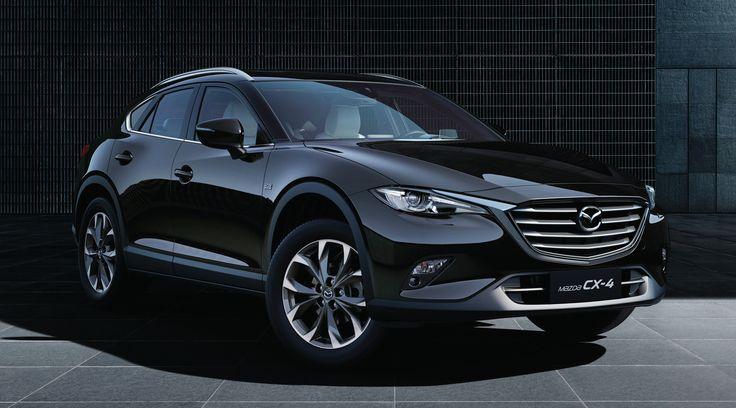 Yeni SUV-Coupe - Mazda CX-4 - http://www.webaraba.com/yeni-suv-coupe-mazda-cx-4/