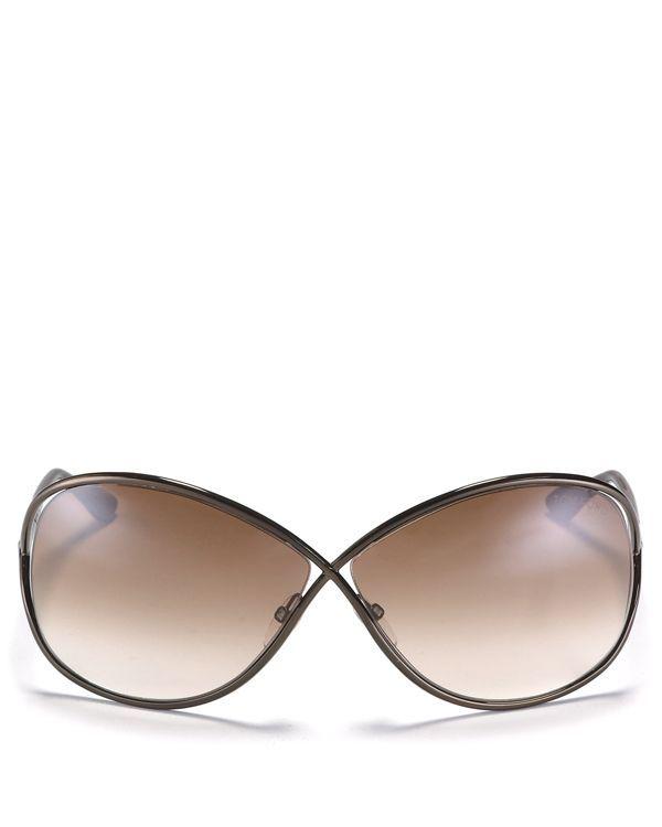 Tom Ford Miranda Crossover Sunglasses, 68mm