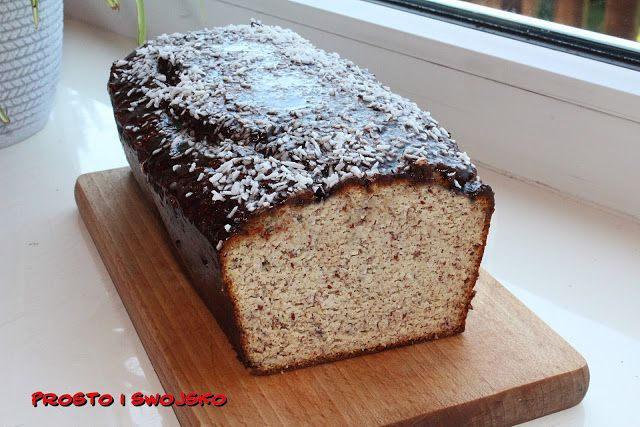 Chlebek Bananowy Thermomix Desserts Food Banana Bread