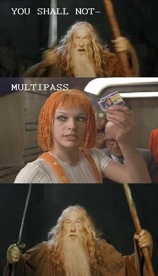 teehee: Funny Pics, Funny Pictures, Dallas, Multipass, Scifi, Sci Fi, Movie Line, The Fifth Elements, Elements Co