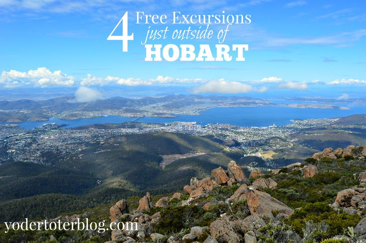 Day trips from Hobart, Tasmania. These things are FREE. We traveled with 3 small children, so all our Kid-Friendly, too!