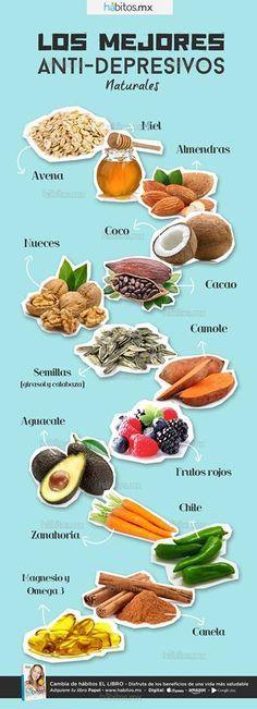 Hábitos Health Coaching | LOS MEJORES ANTI- DEPRESIVOS NATURALES
