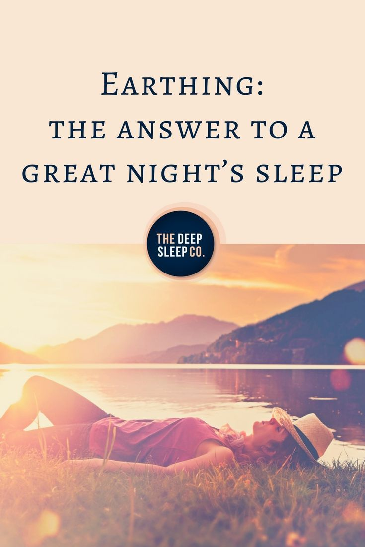 Are you looking for a sleep aid that's natural, easy, enjoyable and free? It's time you tried Earthing!  From relieving night-time pains and niggles, helping to stop snoring and calming an anxious mind, Earthing is the answer to a great night's sleep.  #sleep #earthing #grounding