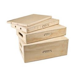 Alan Gordon Enterprises Set of Four Apple Boxes