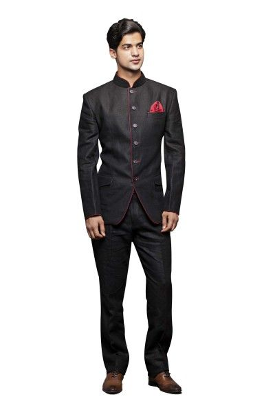 Ethnic and western cocktail with indo western ethnic for Indo western wedding dress for men