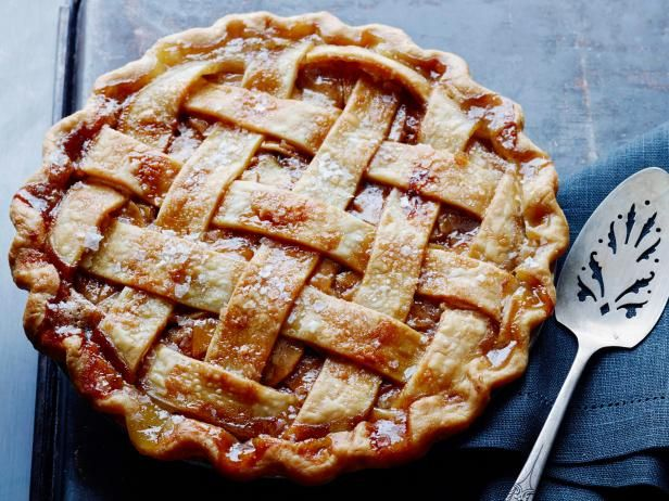 Get Four and Twenty Blackbirds Salted Caramel Apple Pie Recipe from Cooking Channel