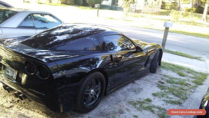 2006 Chevrolet Corvette LS2 #chevrolet #corvette #forsale #unitedstates