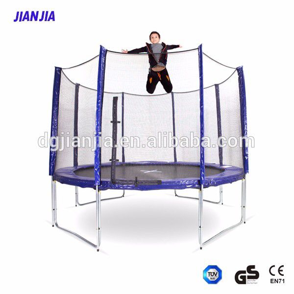 Check out this product on Alibaba.com APP 12ft professional outdoor trampoline with safety net