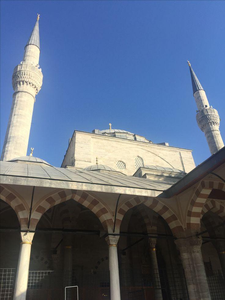 Mihrimah Sultan Camii Üsküdar