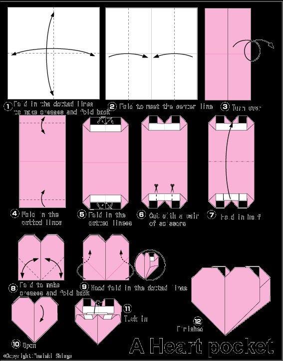 Heart pocket!