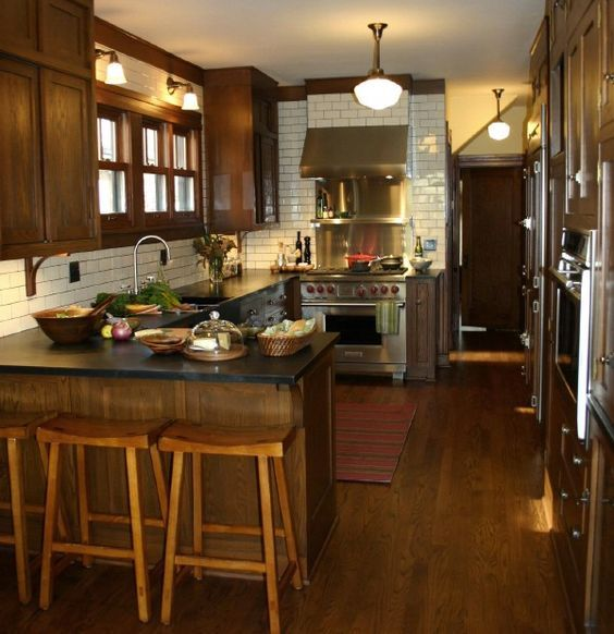 Red Oak Kitchen Cabinets: 1000+ Ideas About Staining Oak Cabinets On Pinterest