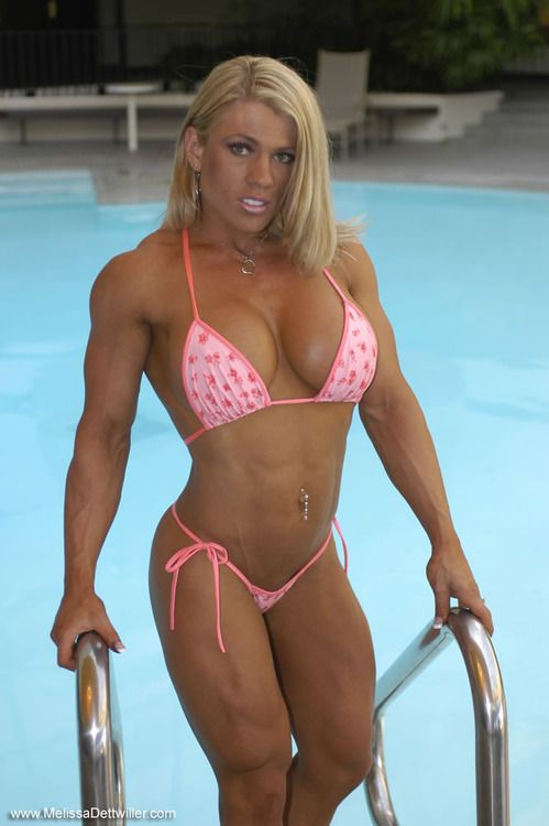 Melissa Dettwiller | She-Muscle | Pinterest | Pooler