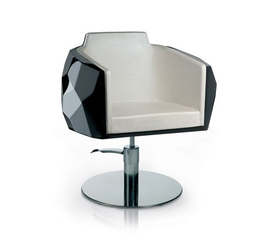 Crystalcoiff | MG BROSS Styling Salon Chair by GAMMA & BROSS | Barber chairs