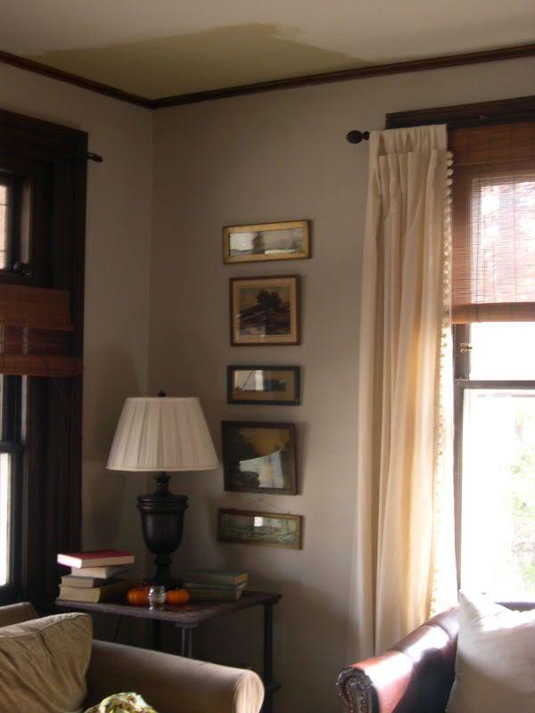 Martha Stewart Paint Thunderhead Master Bedroom Ideas Pinterest Warm Colors And Oak Trim