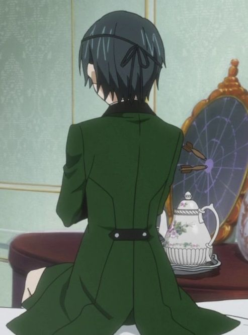 1000 images about ciel phantomhive green morning coat