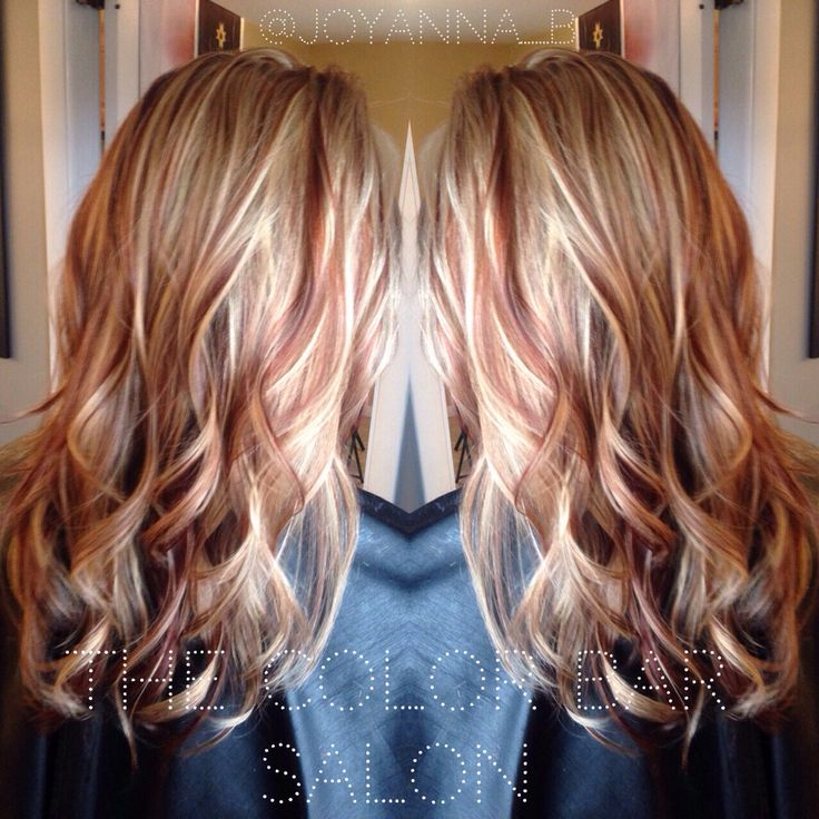 Red and blonde hair highlight ideas hairs picture gallery red and blonde hair highlight ideas hd image pmusecretfo Gallery