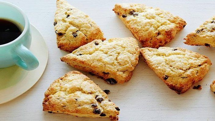 You'll find the ultimate Food Network Kitchens Cream scones with currants recipe and even more incredible feasts waiting to be devoured right here on Food Network UK.