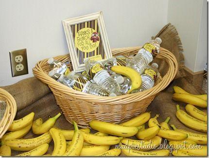 Funny Banana Breakfast for Teachers. Cute idea for Teacher ...