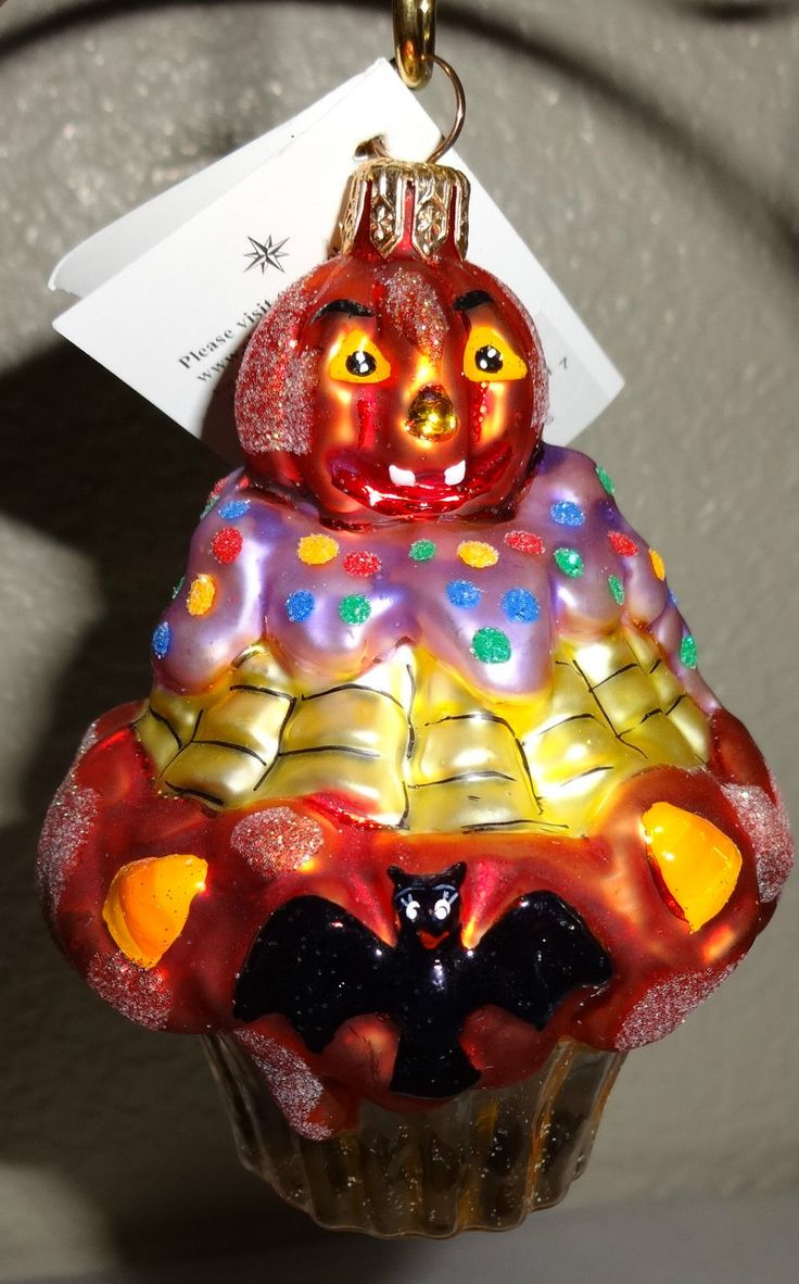 Best images about halloween radko ornaments on pinterest
