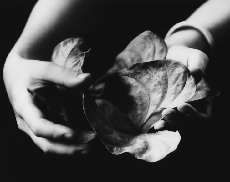Walter Chappell, The Offering, 1978 Stampa ai sali d'argento © The Estate of Walter Chappell
