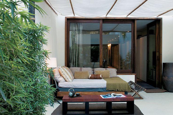 Claves para lograr un muro verde en tu casa  . Foto:Archivo LIVING