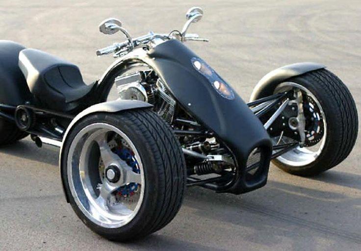 Pennock S Fiero Forum Another Cool Reverse Trike By