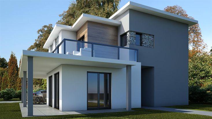 49 best casas de entramado ligero donacasa images on - Donacasa bungalows ...