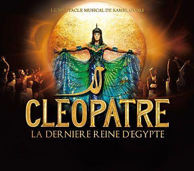 Cléopatre dernière reine d'Egypte - Intégrale des chansons
