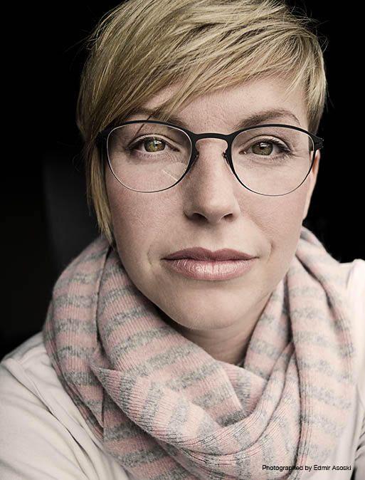 Meet Jenny W. - ic! berlin glasses