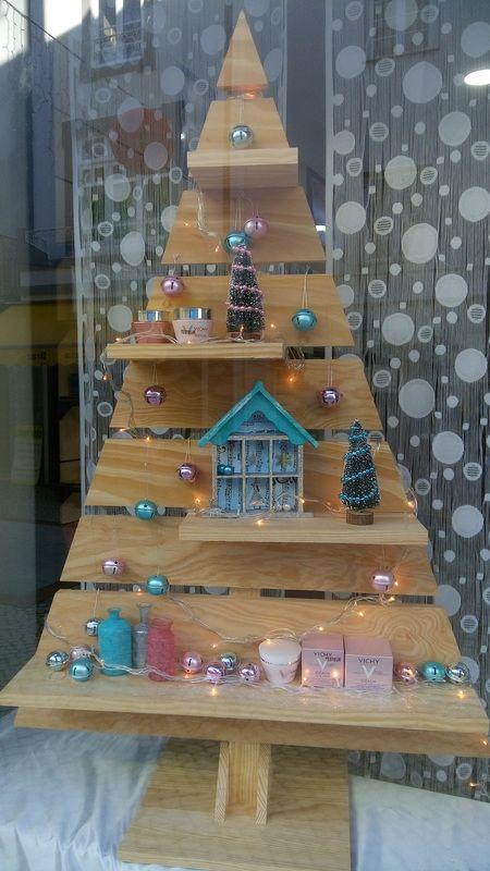 Árvore de Natal em Pinho maciço