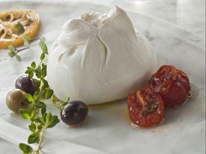 Burrata, Italian