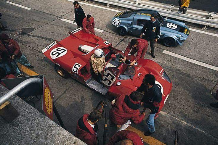 Ferrari 512S, Vaccarella-Surtees 1000 km Ring 1970