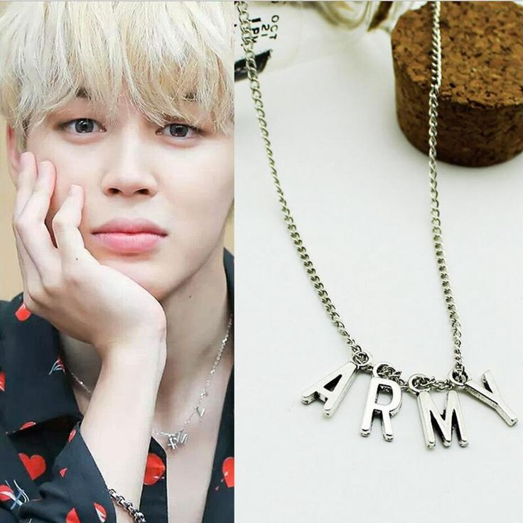 Just posted our new BTS ARMY Necklace, Check it out today! http://thekdom.com/products/bts-army-necklace?utm_campaign=social_autopilot&utm_source=pin&utm_medium=pin