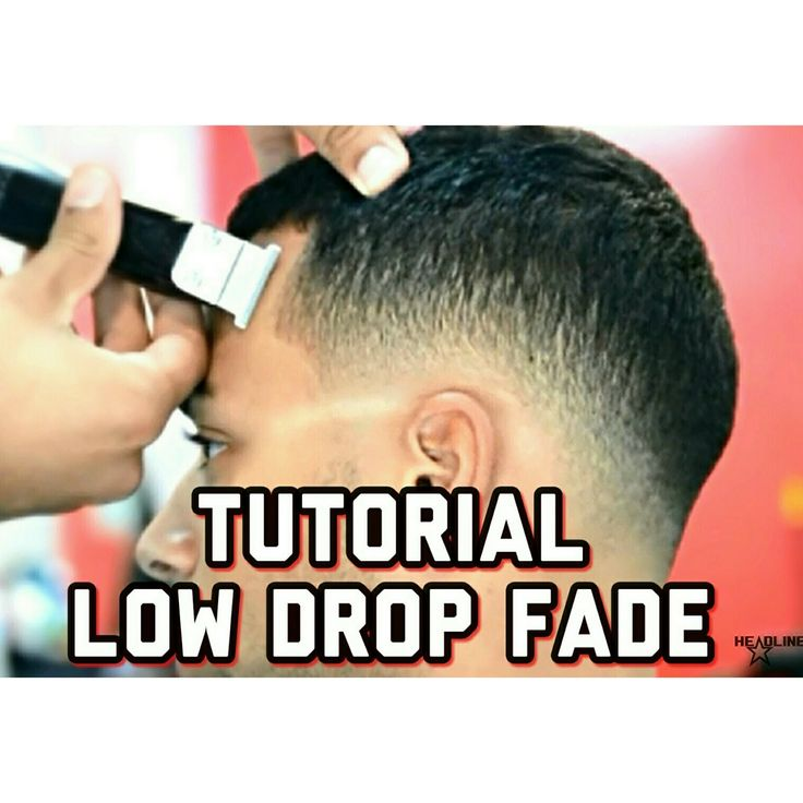 video tutorial on how to do a drop fade or low fade haircut. haircut done by @bossiocuts from Tampa, fl. follow me on Instagram. i dont claim to be the best ...