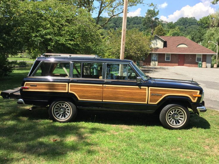 1988 Jeep Grand Wagoneer For Sale Near Montclair New Jersey 07042