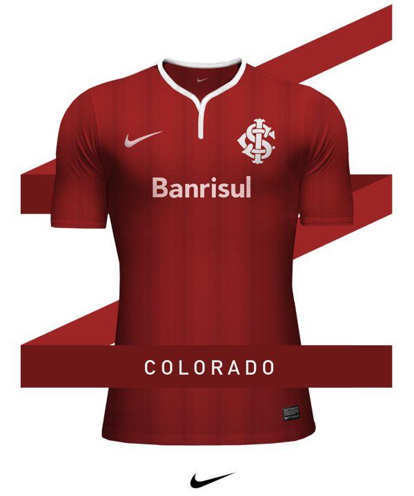Club jersey design - Nike on Behance