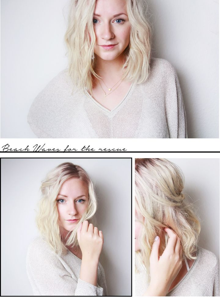 Phenomenal 17 Best Ideas About Easy Beach Waves On Pinterest Beach Hair Short Hairstyles For Black Women Fulllsitofus