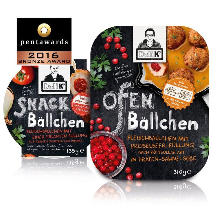 Bronze Pentaward 2016 – Food – Markenliaison GmbH