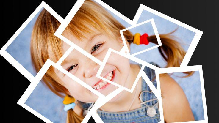 Collage Image ,photo Effect Photoshop Cs6 Tutorials
