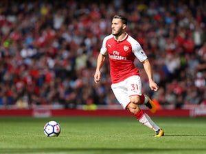 Team News: Sead Kolasinac starts for Arsenal against Watford