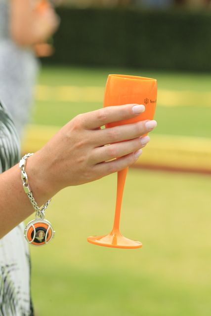 Veuve Clicquot Paspaley polo 2013  Wearing Memories Champagne inspired Jewellery