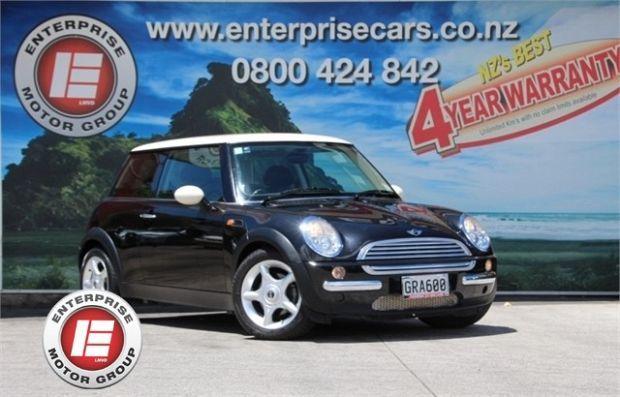 2002 Mini Cooper Auto Good Used Cars Car Vehicles