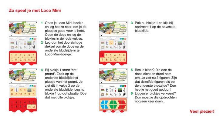 Noordhoff Basisonderwijs - Loco Mini Voorbeeldboekje - Pagina 1