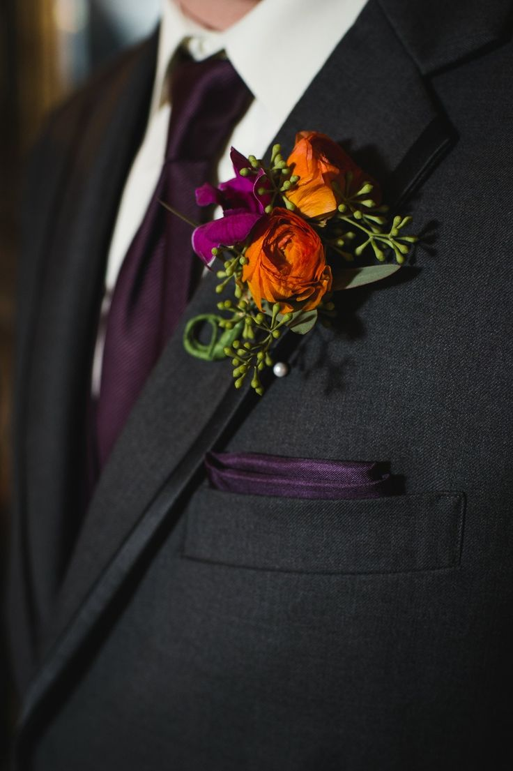 Fall Groomsmen Attire