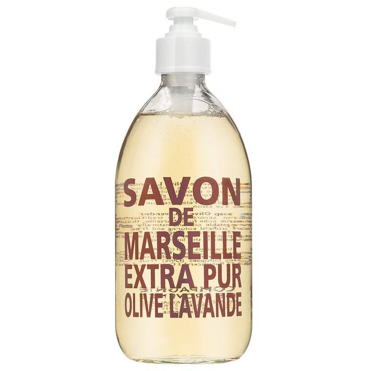 Extra Pur Flytande Tvål, Oliv Lavendel, Compagnie de Provence