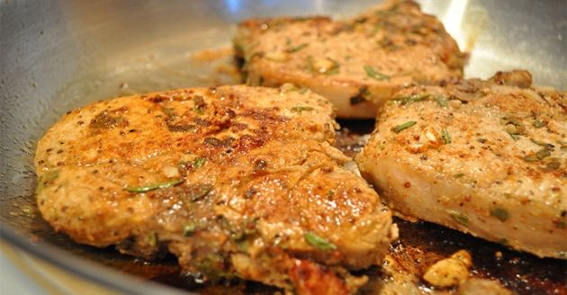 how to cook oven fried pork chops