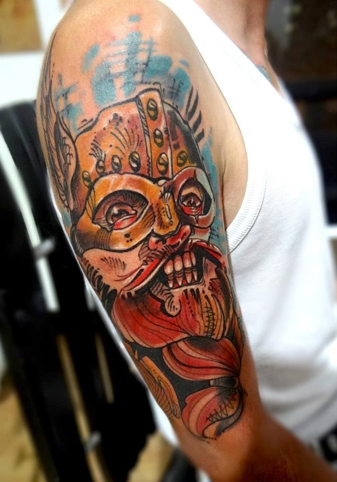 798 best tattoo new school images on pinterest ink