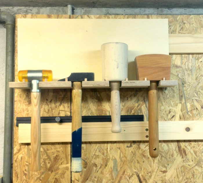 Wie kann man Werkzeuge sinnvoll aufbewahren? – Holzhandwerk