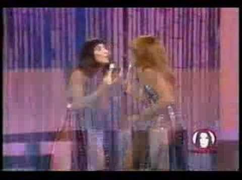 Tina Turner And Cher Shame
